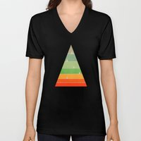 Sequence 02 Unisex V-Neck