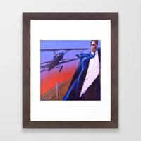 North by Northwest Framed Art Print
