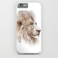Wise lion iPhone 6 Slim Case