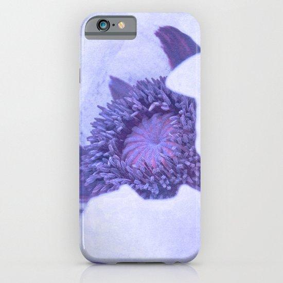 poppy square iPhone & iPod Case