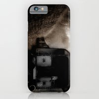iPhone & iPod Case featuring The Ghost Train II by Rainer Steinke