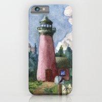 Cozy Lighthouse iPhone 6 Slim Case