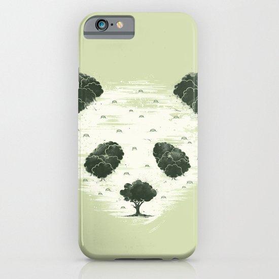 Deforestation iPhone & iPod Case
