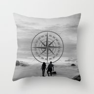 Love Infinity Throw Pillow