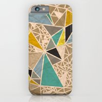 iPhone & iPod Case featuring Geometric Pattern by KristinMillerArt