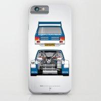 Outline Series N.º7, MG… iPhone 6 Slim Case