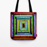 The Pattern Squared Tote Bag
