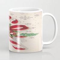 A Vintage Merry Christma… Mug
