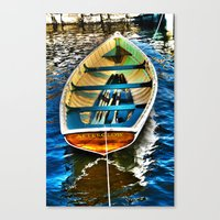 After Glow Canvas Print