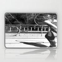 Dancing With Shadows (Hu… Laptop & iPad Skin