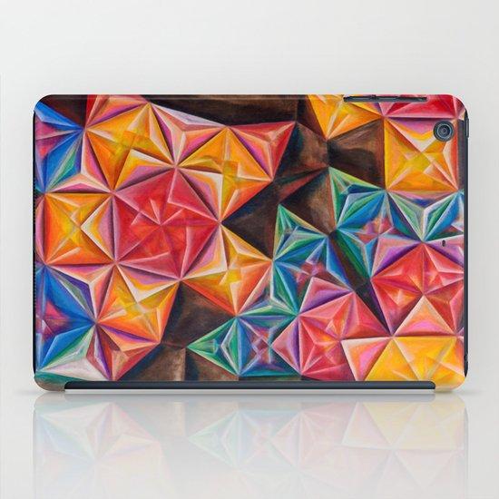 Shape Emanation iPad Case