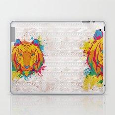Cat Series: Tiger Laptop & iPad Skin