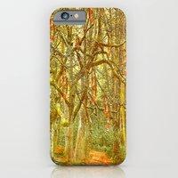 Hanging by a thread iPhone 6 Slim Case