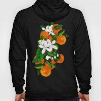 Orange Blossom Hoody