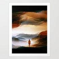 Art Print featuring Quiet Heat by Stoian Hitrov - Sto