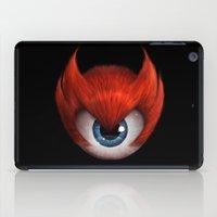 The Eye Of Rampage iPad Case