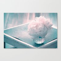 In My Heart Canvas Print