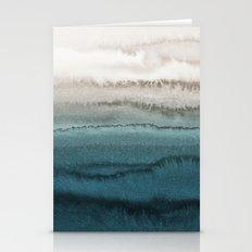 WITHIN THE TIDES - CRASHING WAVES Stationery Cards