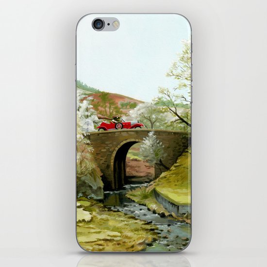 English Countryside iPhone & iPod Skin