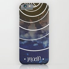 Moon Phases Slim Case iPhone 6s