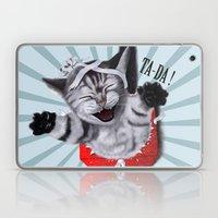 TA-DA! Laptop & iPad Skin