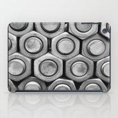 STUDS (b&w) iPad Case