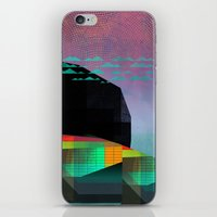 Atmospheric Disturbance iPhone & iPod Skin