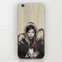 SKAÐI - Dweller of the Rocks iPhone & iPod Skin