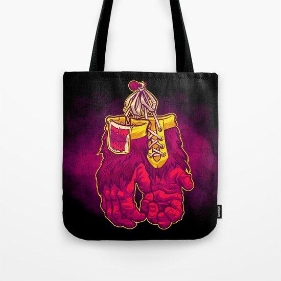 GORILLA GLOVES Tote Bag