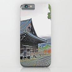 Temple at Dusk iPhone 6s Slim Case