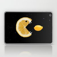 Lemon Eats Lemon Laptop & iPad Skin