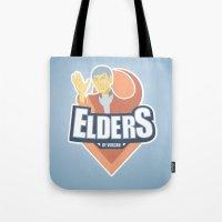 Elders of Vulcan Tote Bag