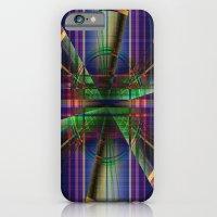 Plaid Movement 001 iPhone 6 Slim Case
