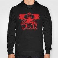 Game Monster  Hoody