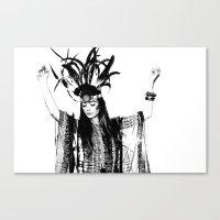 Free My Soul Canvas Print