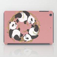 Panda dreams iPad Case
