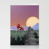 Three Minutes, Thirty Se… Stationery Cards