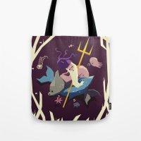 Naptune Tote Bag