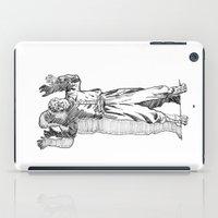 The Wolfman  iPad Case