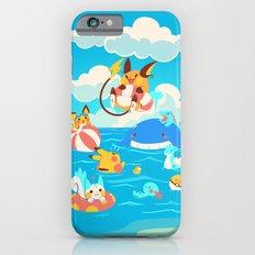 Splash Attack Slim Case iPhone 6s