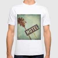 Californication Mens Fitted Tee Ash Grey SMALL