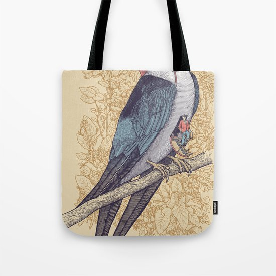 Frequent Passenger Tote Bag