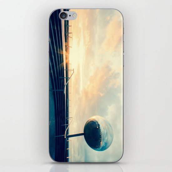 GlitterBall II iPhone & iPod Skin