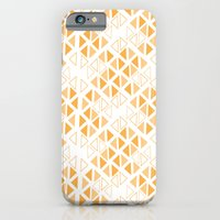 iPhone & iPod Case featuring Love Triangle 3 by Manuela