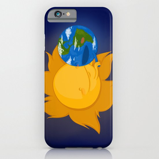 Global Warming #1 iPhone & iPod Case