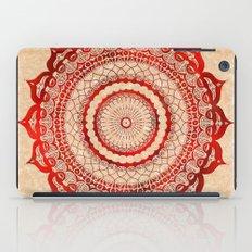 omulyána red gallery mandala iPad Case