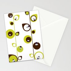 Zombie Matt in the Vines & Leaves Stationery Cards