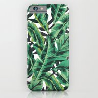 Tropical Glam Banana Lea… iPhone 6 Slim Case
