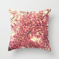 Jubilance Throw Pillow