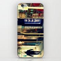 Neals Yard London iPhone & iPod Skin